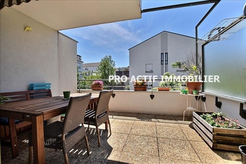 Sale apartment Grenoble 175000€ - Picture 1
