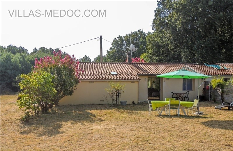 Vente maison / villa Grayan et l'hopital 159500€ - Photo 2