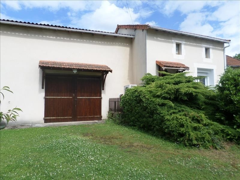 Vente maison / villa Mazerolles 147 000€ - Photo 2