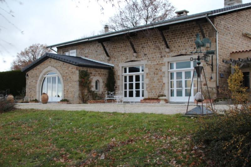 Vente maison / villa Saint dier d'auvergne 495000€ - Photo 1
