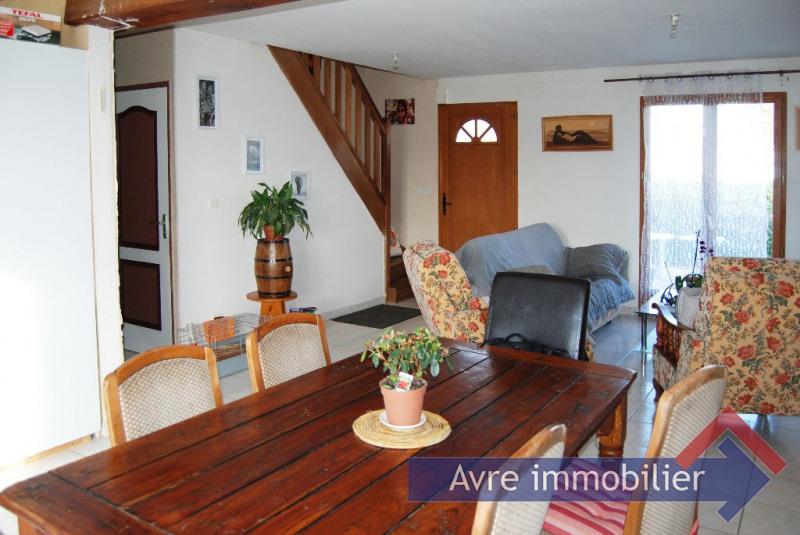 Sale house / villa Verneuil d avre et d iton 145000€ - Picture 3