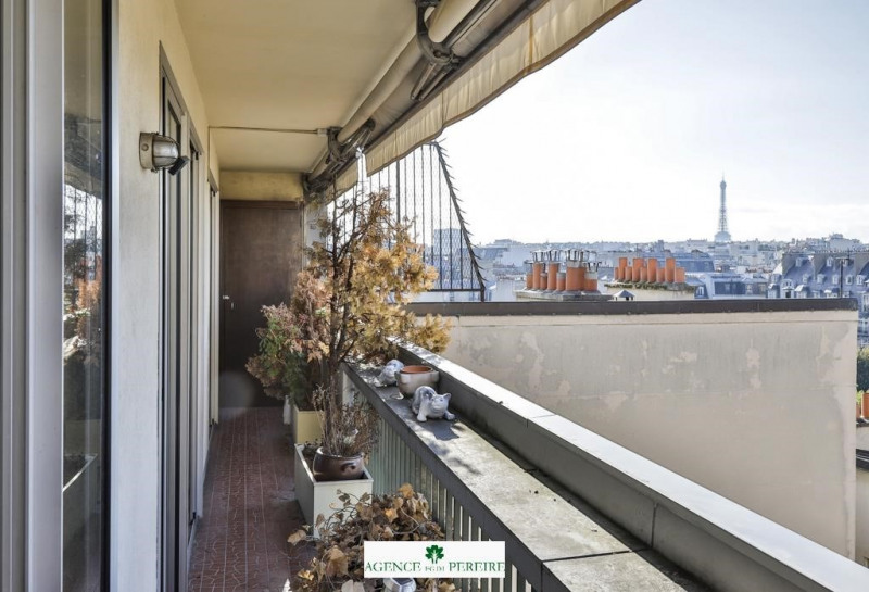 Deluxe sale apartment Paris 17ème 1 220 000€ - Picture 3