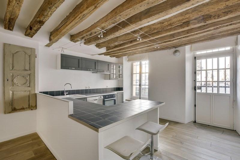 Sale apartment Versailles 540000€ - Picture 3
