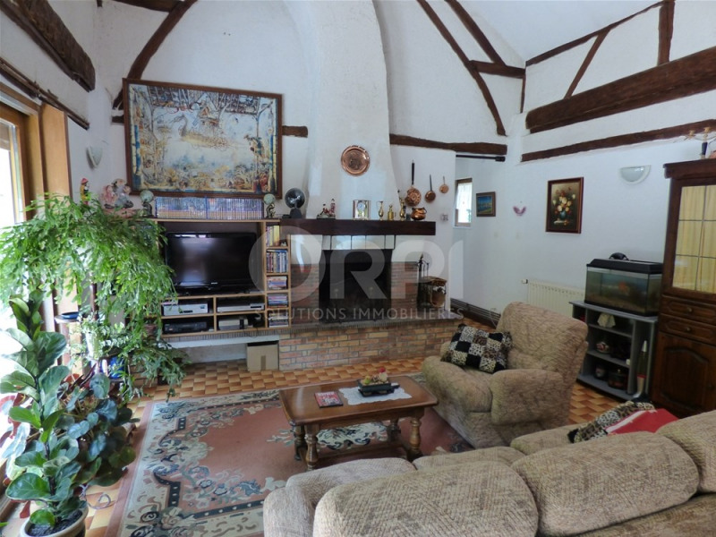 Sale house / villa Lyons la foret 174000€ - Picture 2