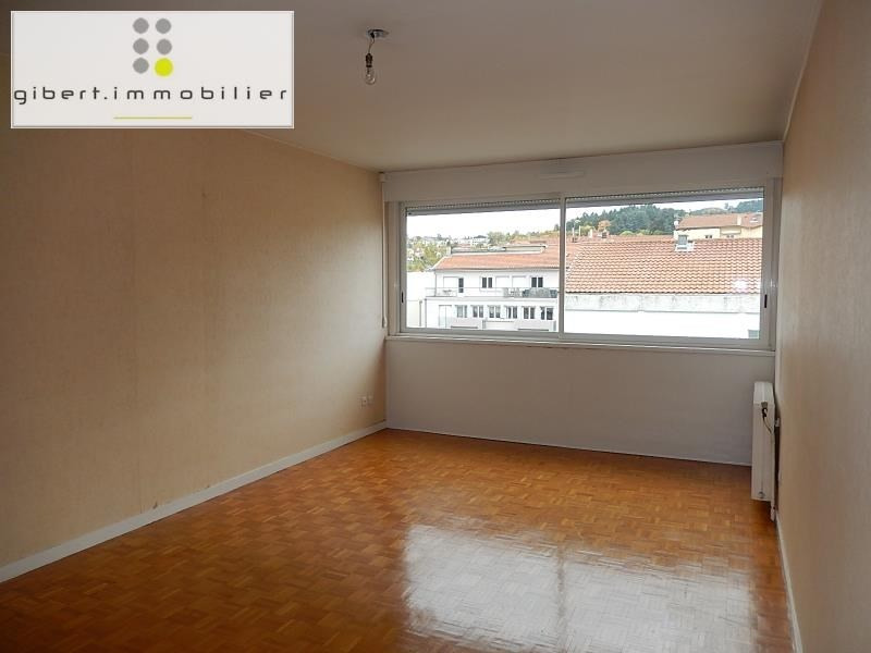 Rental apartment Le puy en velay 406,79€ CC - Picture 1