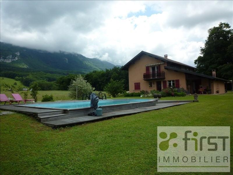 Sale house / villa Cusy 550000€ - Picture 3