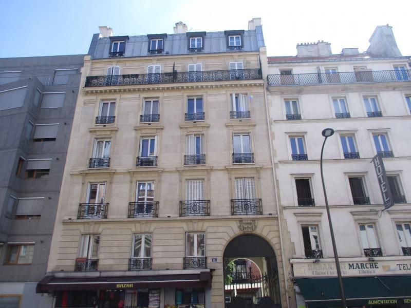 Venta  apartamento Paris 18ème 280000€ - Fotografía 1