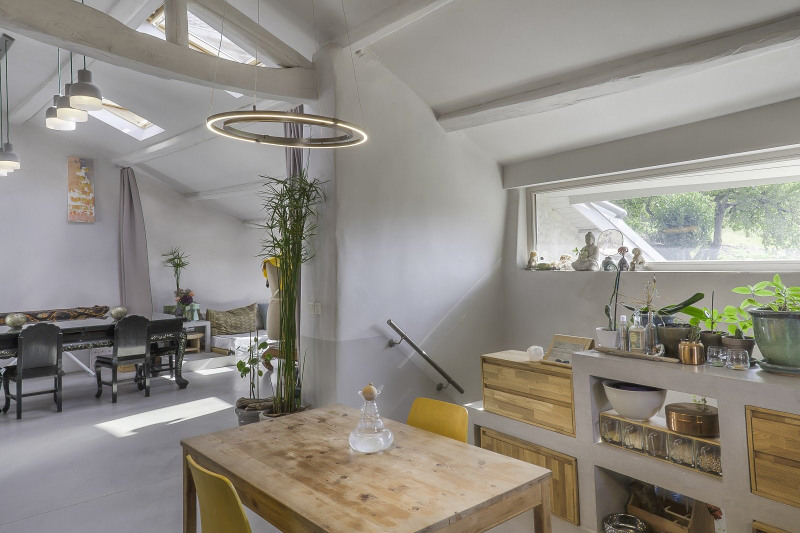 Exclusivité - Allinges - Maison type loft - 1 Chambre - Garage -