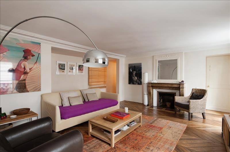 Vente de prestige appartement Paris 6ème 1200000€ - Photo 4