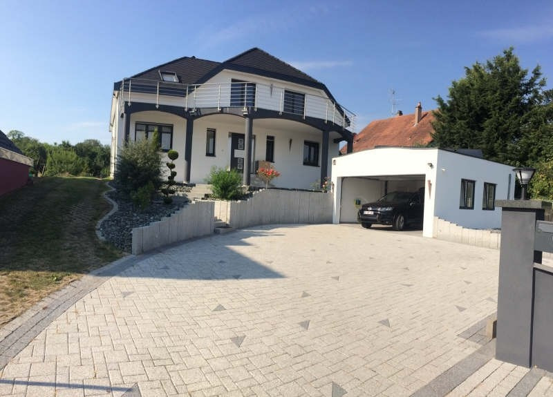 Vente de prestige maison / villa Reichshoffen 630000€ - Photo 1