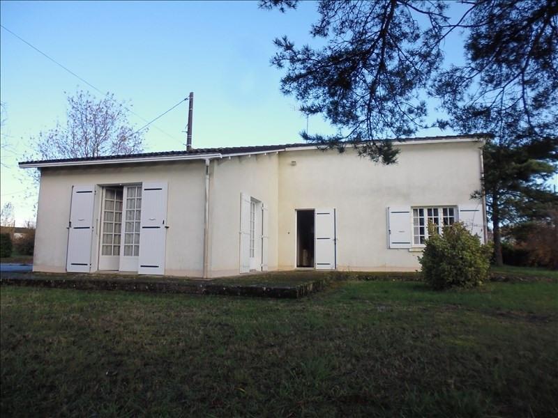Sale house / villa Poitiers 100000€ - Picture 2