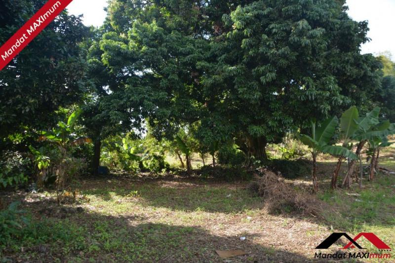 Vente terrain Saint benoit 1106897€ - Photo 2