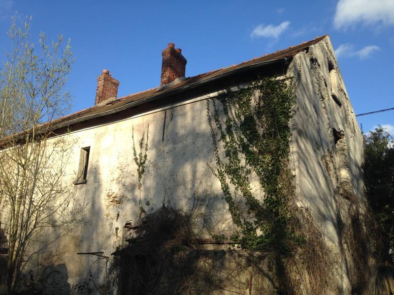 Vente maison / villa Quincy voisins 145000€ - Photo 1