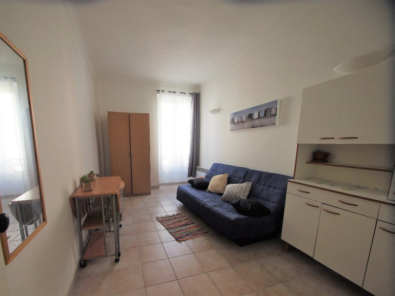 Location appartement Nice 560€ CC - Photo 1