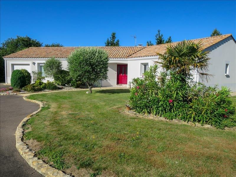 Sale house / villa Talmont st hilaire 428450€ - Picture 1