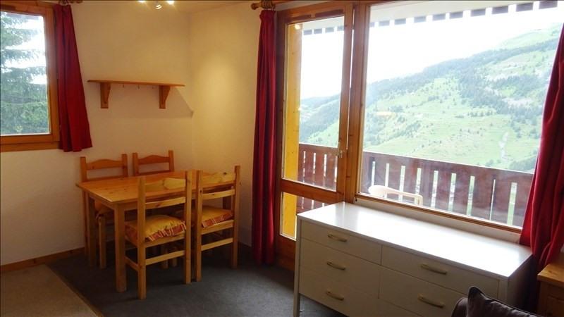 Vente appartement Meribel mottaret 129900€ - Photo 1