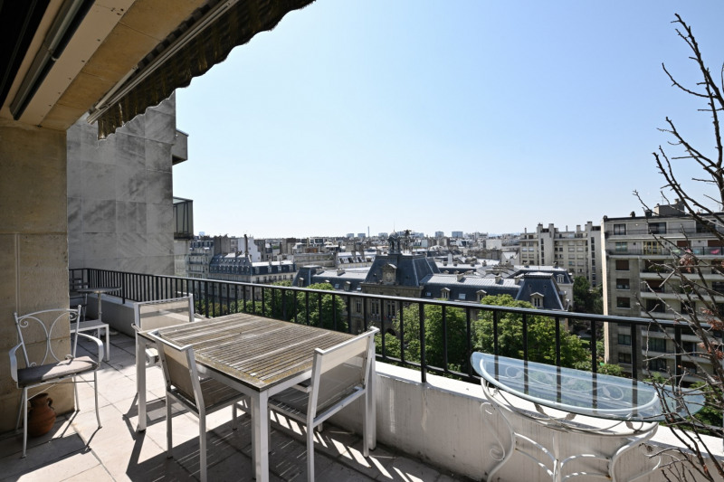 Sale apartment Paris 16ème 1 890 000€ - Picture 1