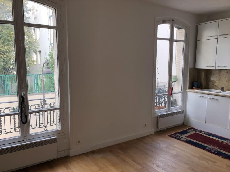 Sale apartment Paris 20ème 385 000€ - Picture 2