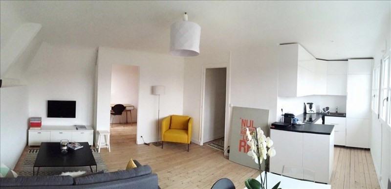 T2 nantes - 2 pièce (s) - 48 m²