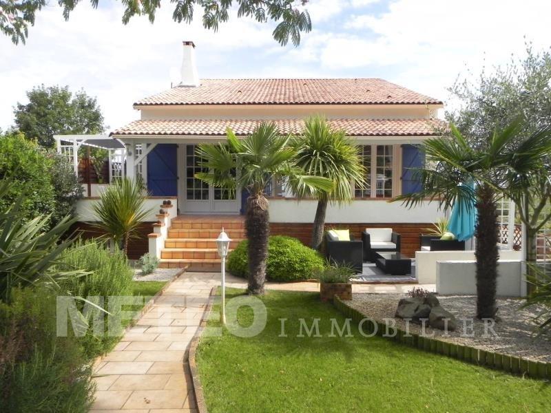 Vente de prestige maison / villa La tranche sur mer 590425€ - Photo 1