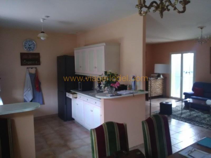 Vendita nell' vitalizio di vita casa Huos 53500€ - Fotografia 6