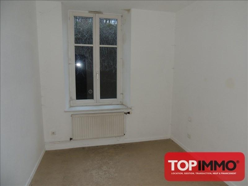 Rental apartment Badonviller 370€ CC - Picture 1