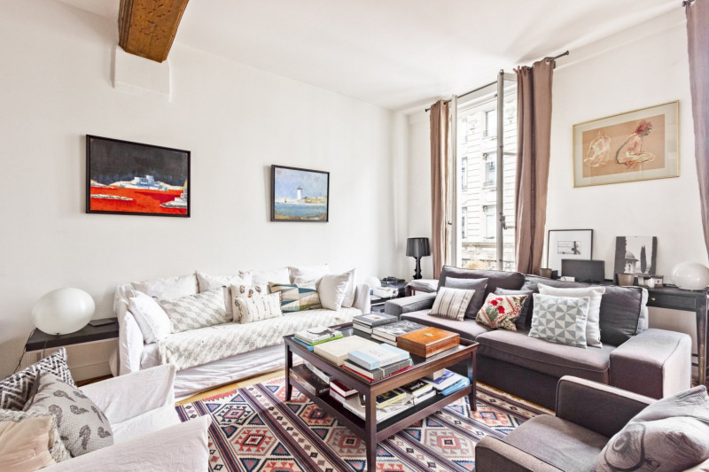 Vente de prestige appartement Paris 2ème 1 300 000€ - Photo 3