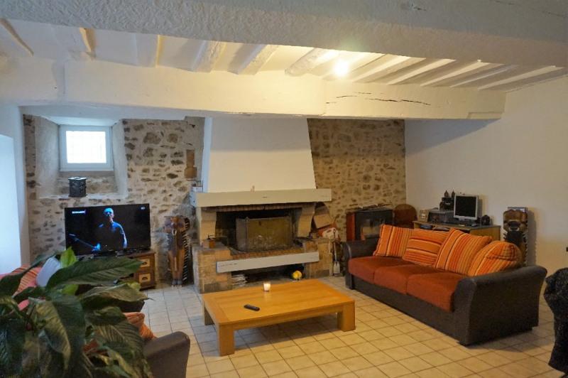Vente maison / villa Loiron ruille 142000€ - Photo 1