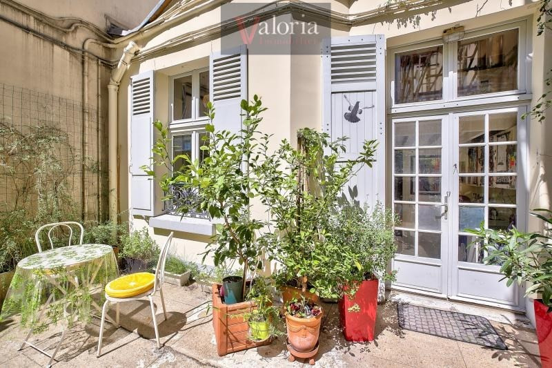 Vente appartement Paris 10ème 300 000€ - Photo 1