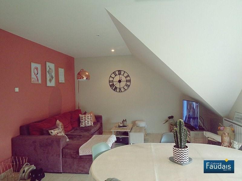 Location appartement Gouville sur mer 400€ CC - Photo 1
