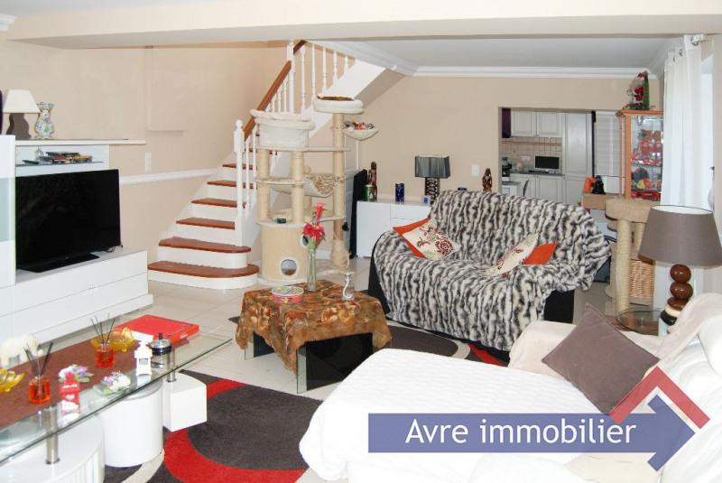 Vente maison / villa Verneuil d'avre et d'iton 162000€ - Photo 3