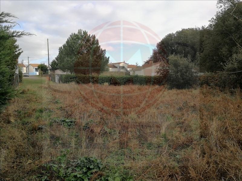 Sale site Jard sur mer 167000€ - Picture 1