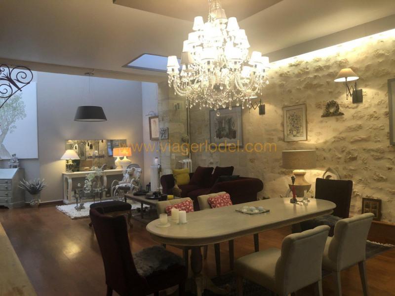 Vendita nell' vitalizio di vita appartamento Bordeaux 845000€ - Fotografia 3