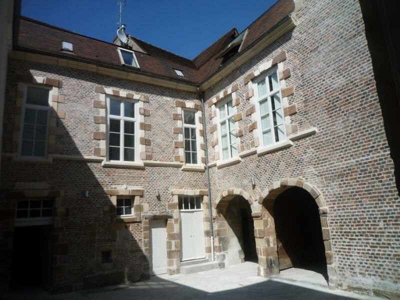 Rental apartment Moulins 550€ CC - Picture 1