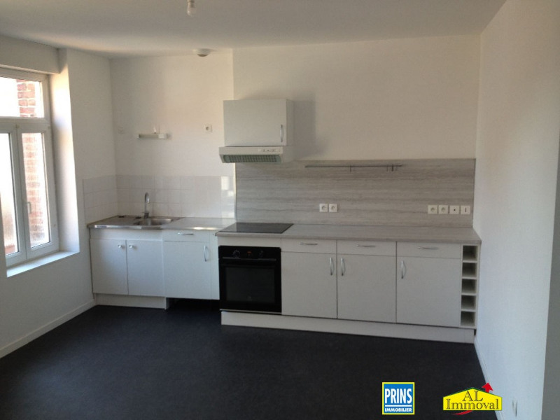 Rental apartment Renescure 538€ CC - Picture 1