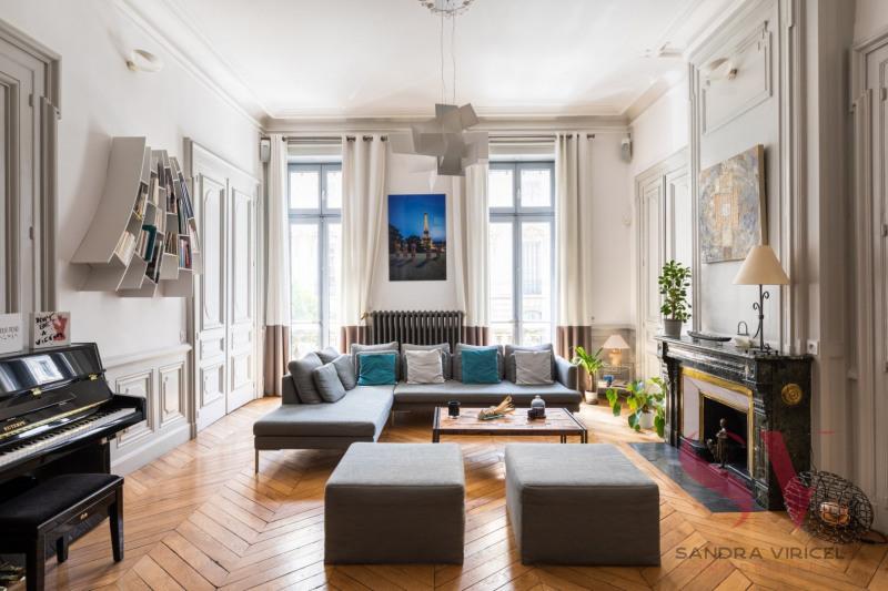 Vente de prestige appartement Lyon 6ème 975000€ - Photo 1
