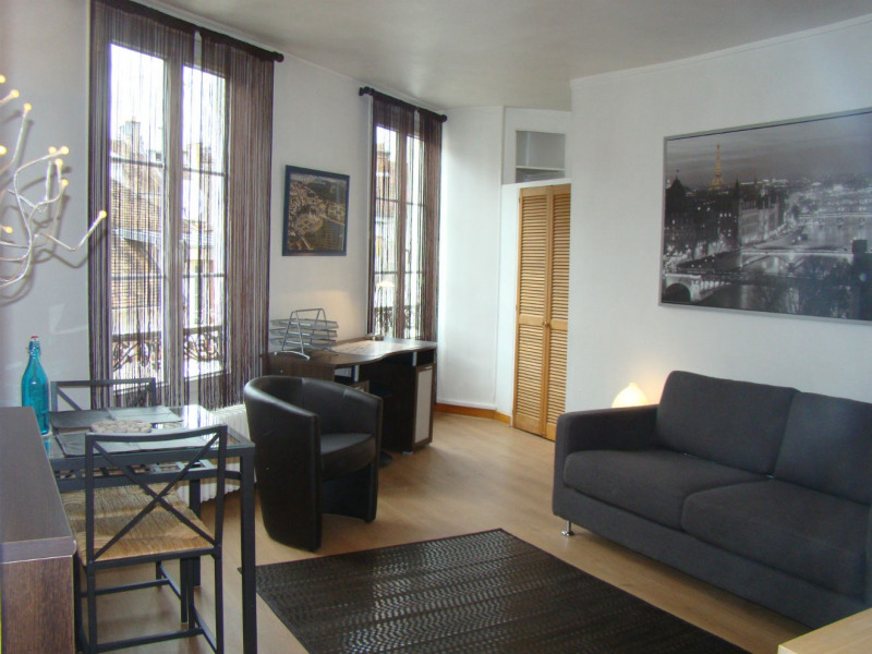 Rental apartment Fontainebleau 740€ CC - Picture 1