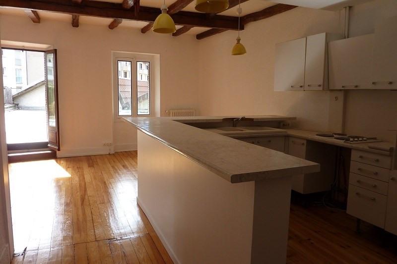 Rental apartment Aix les bains 970€ CC - Picture 1