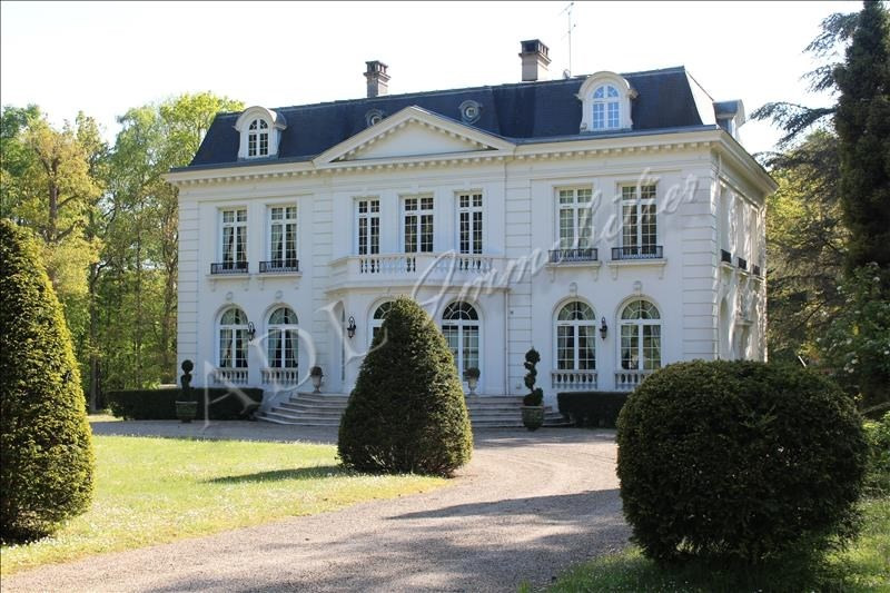 Vente de prestige maison / villa Lamorlaye 2600000€ - Photo 1