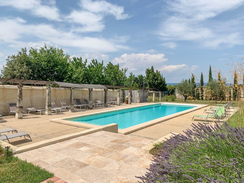 Deluxe sale house / villa Uzes 1 250 000€ - Picture 2