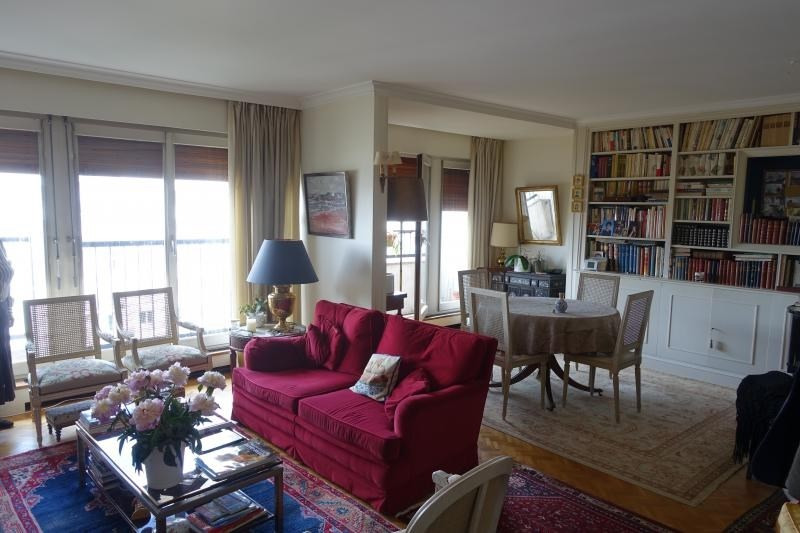 Sale apartment Paris 16ème 880000€ - Picture 1