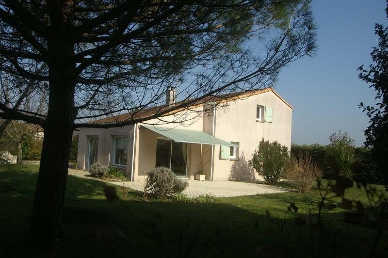 Location maison / villa Aiffres 884€ CC - Photo 1