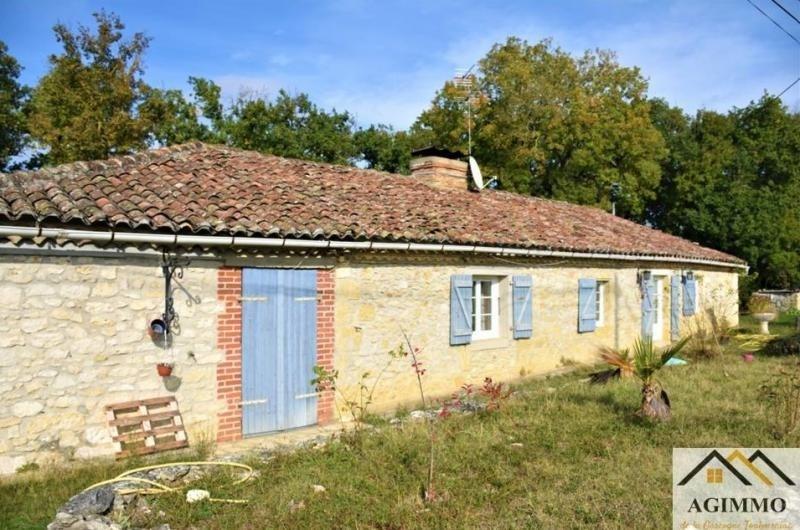 Vente maison / villa Solomiac 240000€ - Photo 1