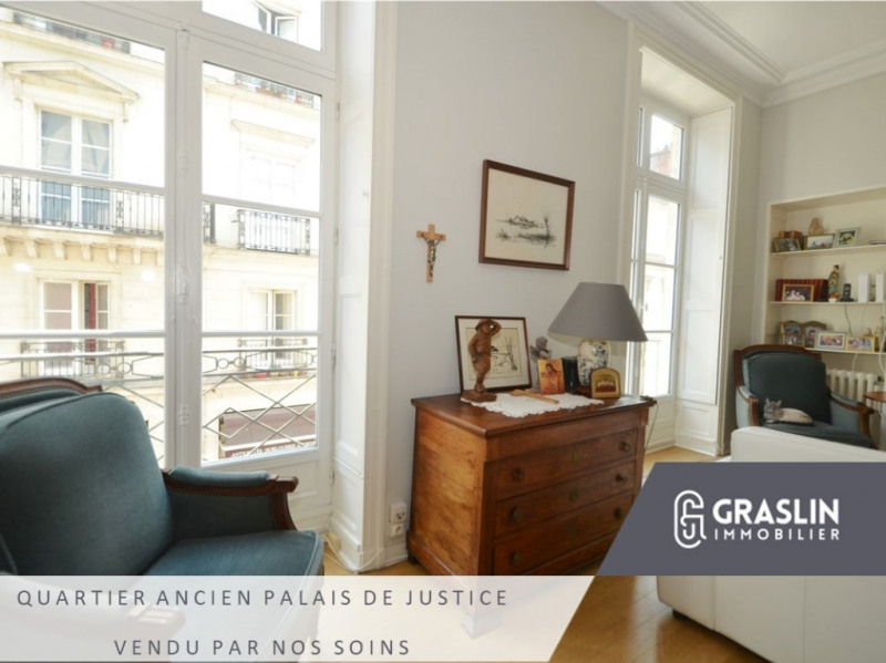 Vente appartement Nantes 418 400€ - Photo 1
