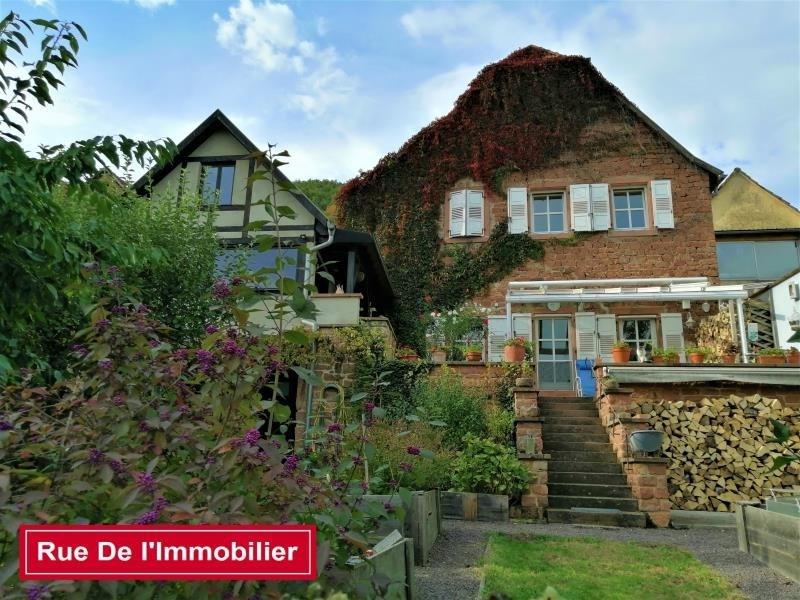 Vente maison / villa Niederbronn les bains 354500€ - Photo 4