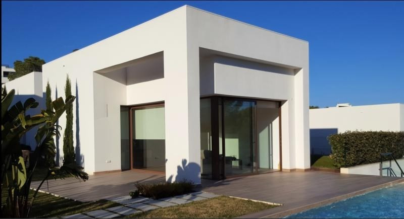 Verkauf von luxusobjekt haus Las colinas golf orihuela 465000€ - Fotografie 1