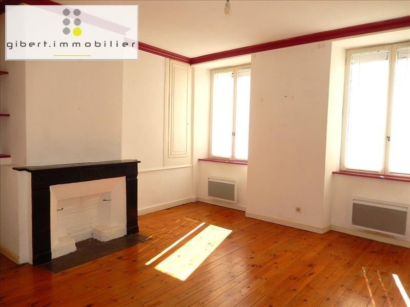 Rental apartment Le puy en velay 305,79€ CC - Picture 1