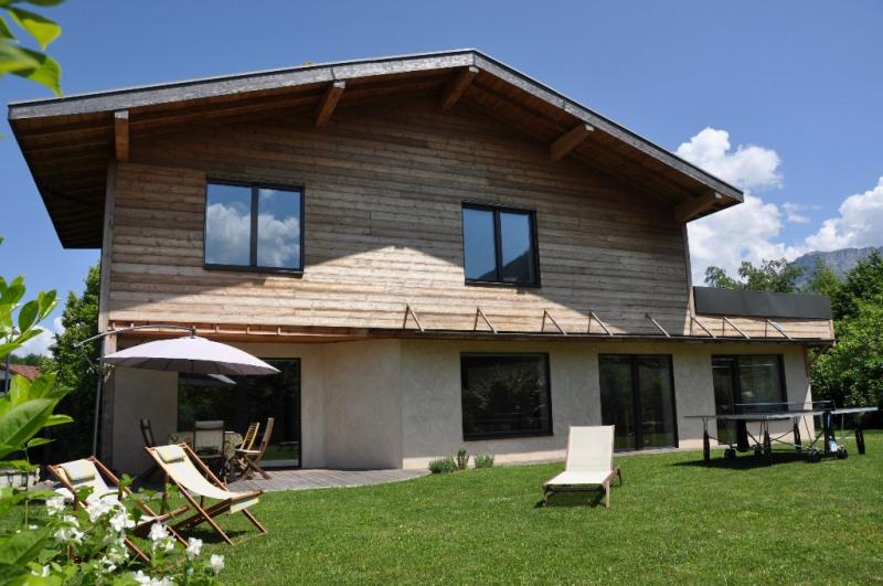 Maison passive en ossature bois