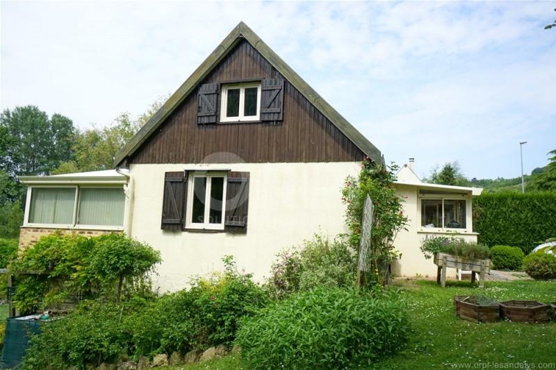 Vente maison / villa Courcelles-sur-seine 128000€ - Photo 9