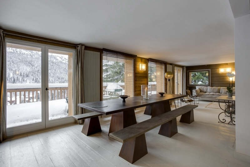 Vente de prestige maison / villa Meribel 6 900 000€ - Photo 6